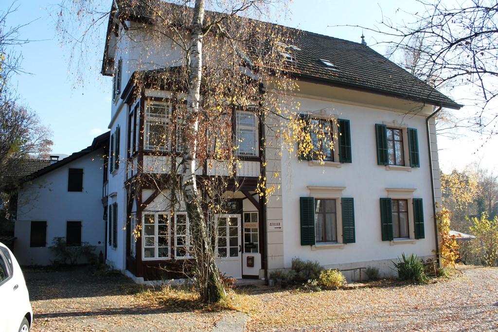 Haus Hilden Hof Eingang