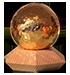 Gold Kugel
